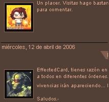 Avatar - Imagen para el autor del Comentario