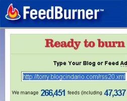 Bloque - Suscripción al blog vía e-mail