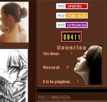 Contador - Usuarios on Line en modo gráfico